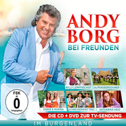 andy borg dvd